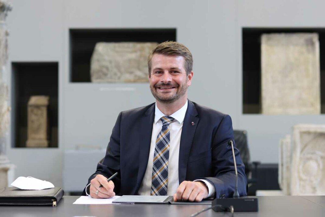 Ausschussvorsitzender Dirk Herber, MdL CDU