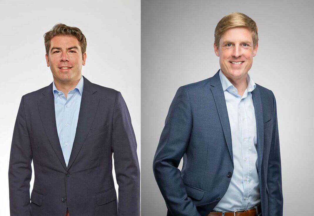 Thomas Hitschler und Christoph Schmitt