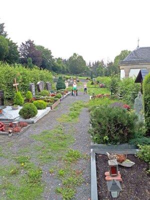 Friedhof Westum