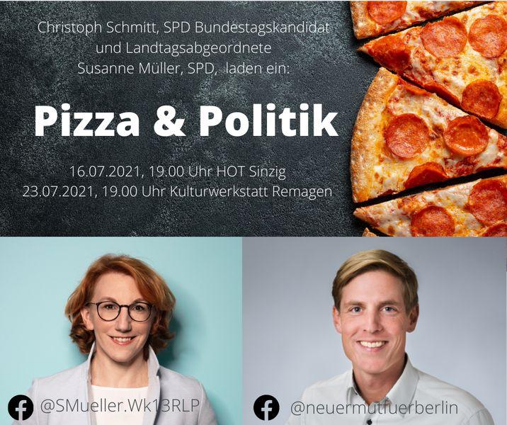 Christoph Schmitt und Susanne Müller