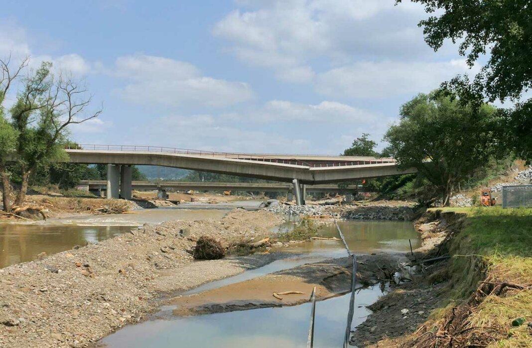 Brücke B9 der Hochstraße in Sinzig