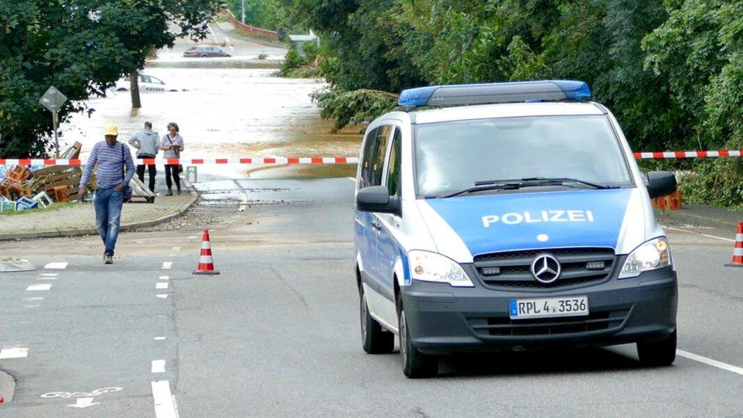 Polizeibus