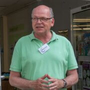 Hardy Rehmann, Stadtratsmitglied der Grünen