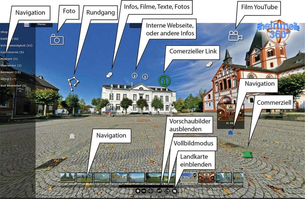 Rheinmeile-360.de
