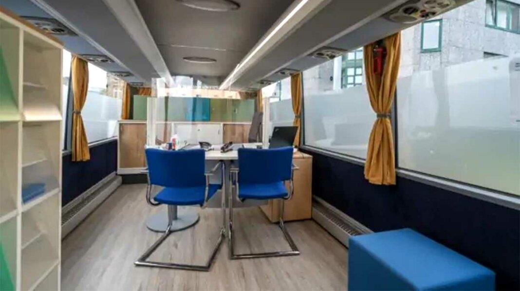 Mobiler Beratungsbus