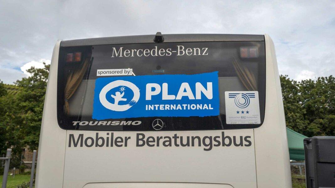 Plan Beratungsbus