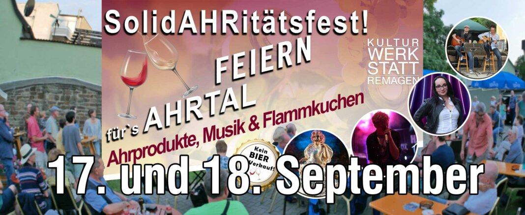 SolidAHRitätsfest