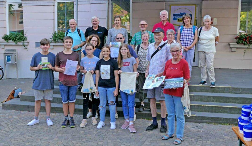 Preisverleihung STADTRADELN 2021 in Remagen