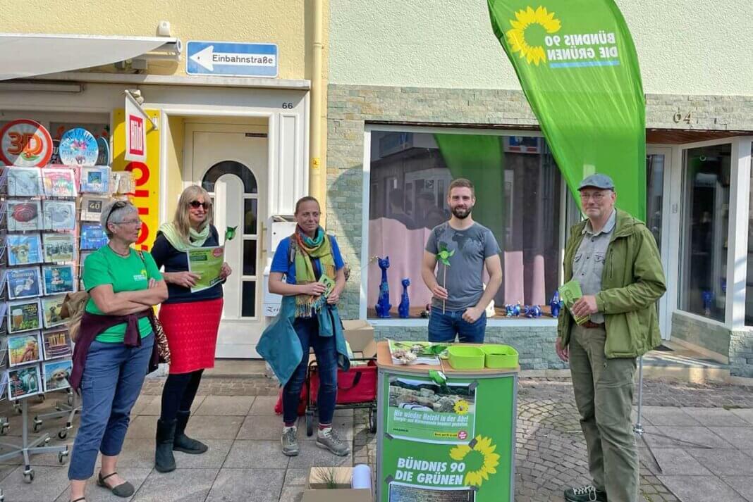 Kreisverband Ahrweiler DIE GRÜNEN bedankt sich bei den Wählern