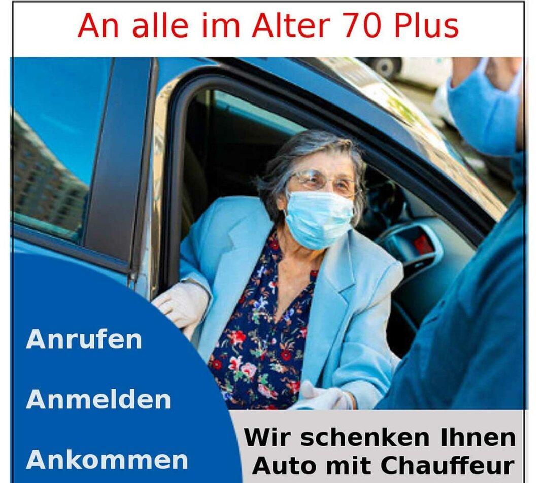 Plakat Senioren